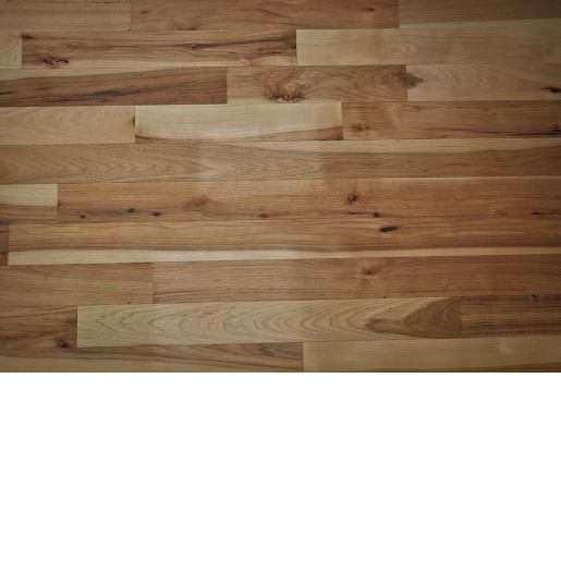 Hickory Character Grade 4mm Wear Layer Engineered Unfinished Flooring